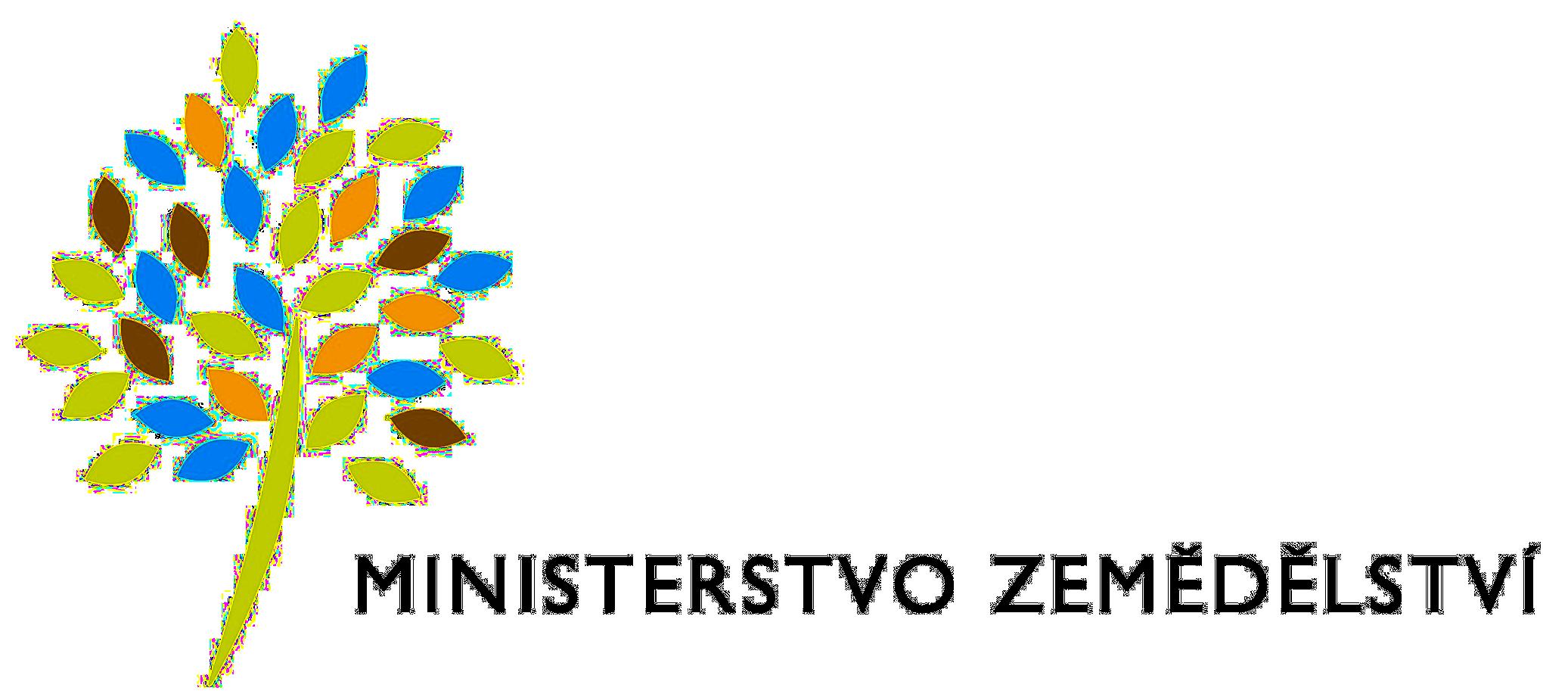 Ministerstvo zemědělství - logo