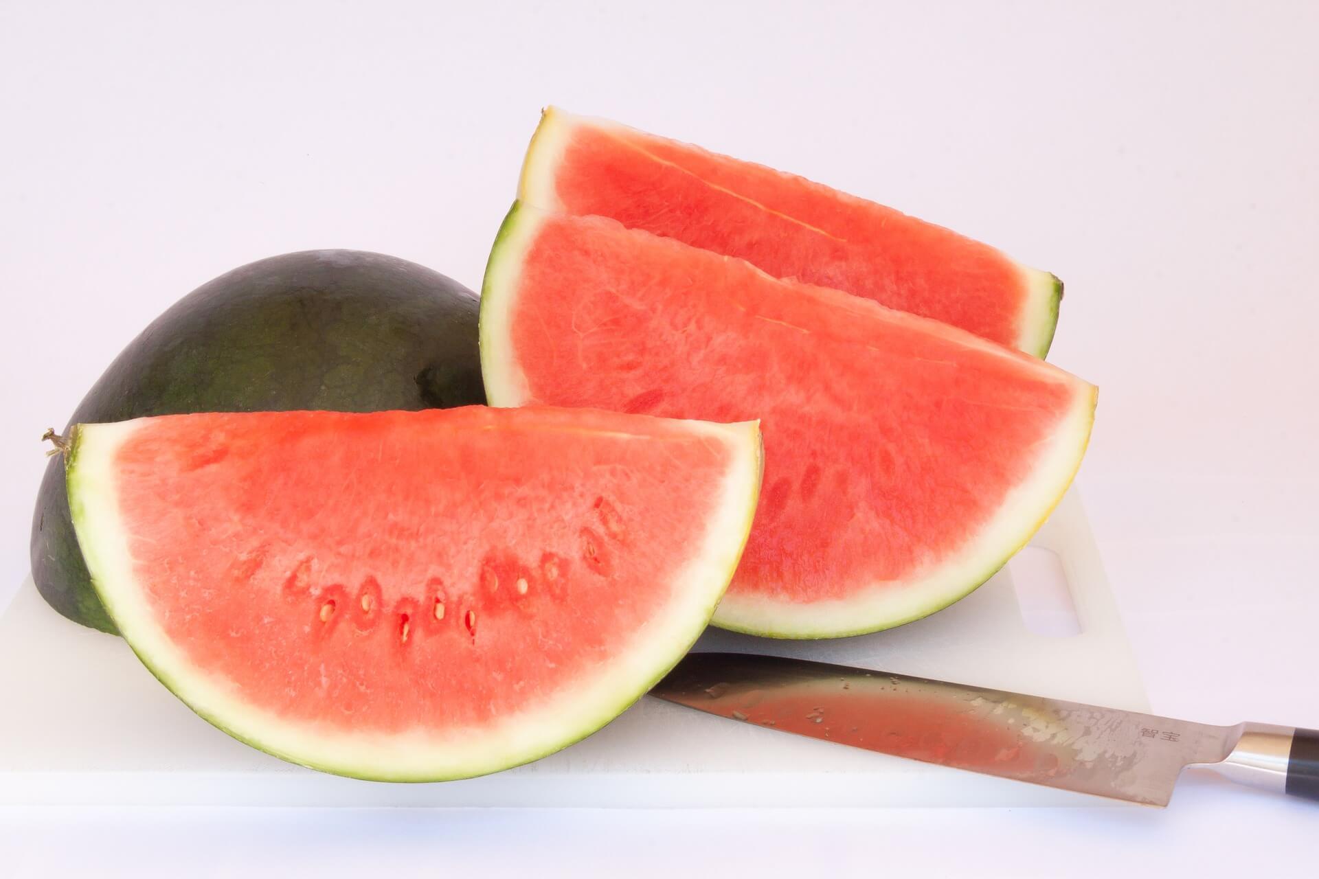 rizika při konzumaci melounů